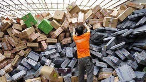 """""""双11""""巨大交易额背后:快递业包装物回收率不到20%"""